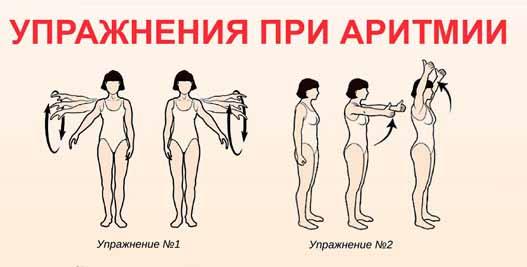 Аритмия: как излекувах завинаги с билки и др. средства. Упражнения, първа помощ